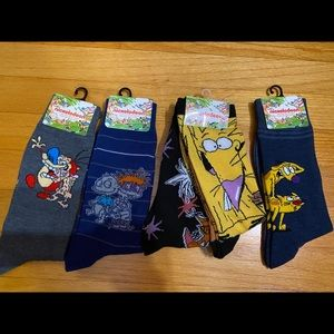 Nickelodeon Sock Bundle